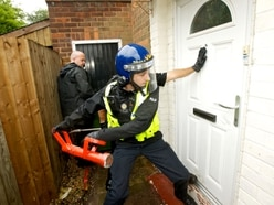 Shrewsbury targeted as more than 50 arrests made in Midlands-wide police operation