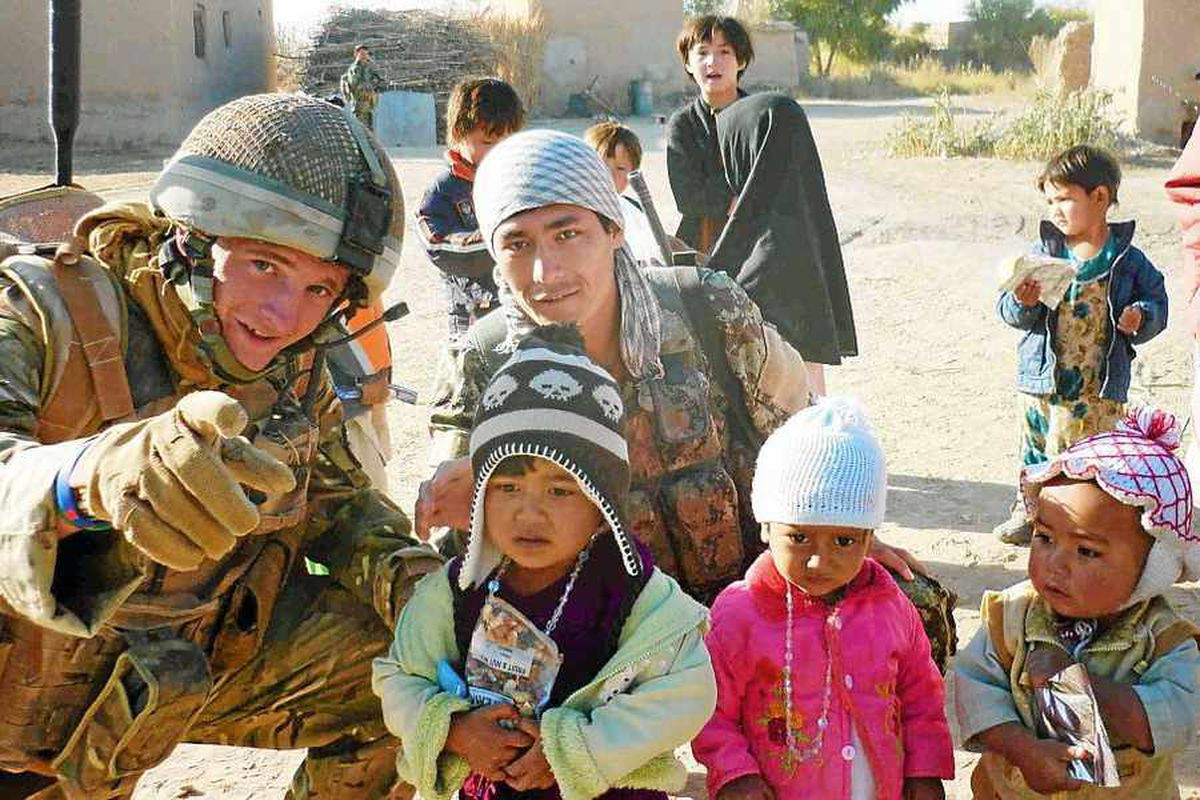500 Shropshire soldiers ready for eight-month Afghanistan mission
