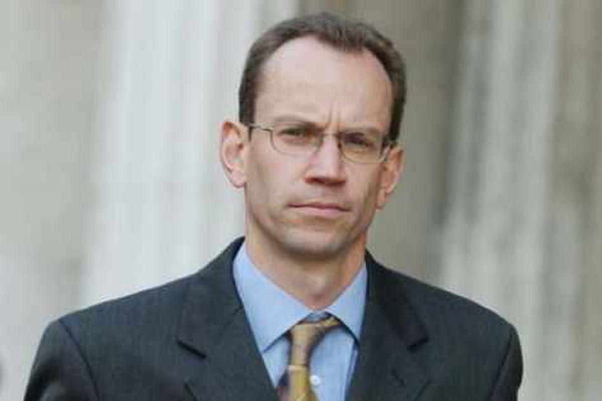 Former Shrewsbury MP defiant over Giggs naming