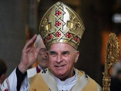 Former Catholic Church leader dies aged 80
