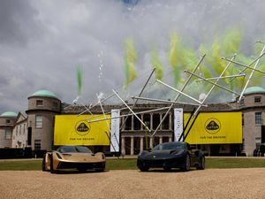 Lotus at Goodwood Festival of Speed