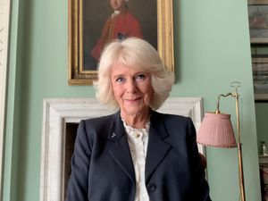 Camilla urges country to stay active to keep bones healthy