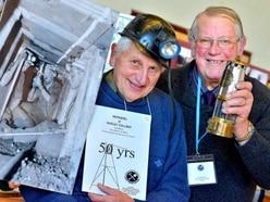 Mine of memories as heritage day recalls pit closure