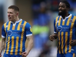 Shrewsbury Town players jet off for a festive break after Peterborough draw