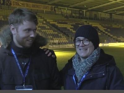 Shrewsbury Town 2 Mansfield 0: Lewis Cox and David Verman analysis - VIDEO