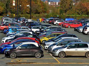 Frankwell Car Park, Shrewsbury
