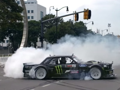 Ken Block releases insane Gymkhana Ten video
