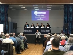 Shrewsbury candidates clash over Brexit, hospitals and environment at hustings
