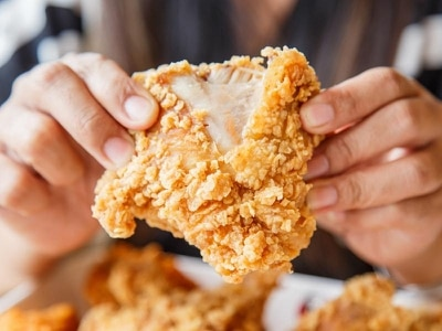 I like fried chicken: 11-year-old gives blunt response to Chick-fil-A prize win
