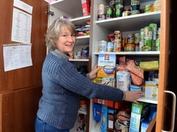 Ludlow charity sees increase in demand for food parcels