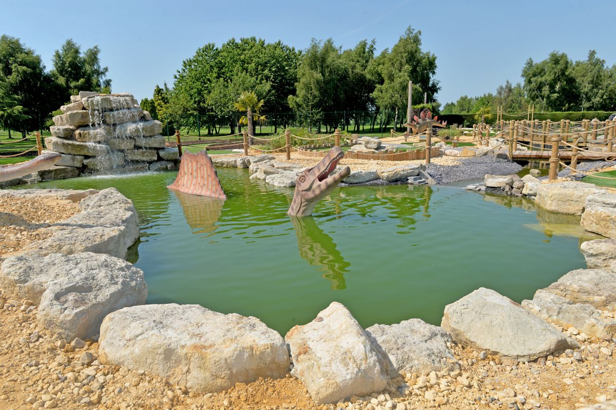 Wolverhampton Adventure Golf, based at Perton Golf Club, is set to open to visitors this weekend