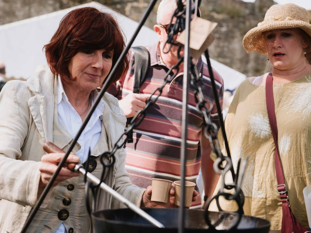 Ludlow Food Festival returns for 25th anniversary - in pictures