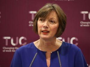 Frances O'Grady of the TUC