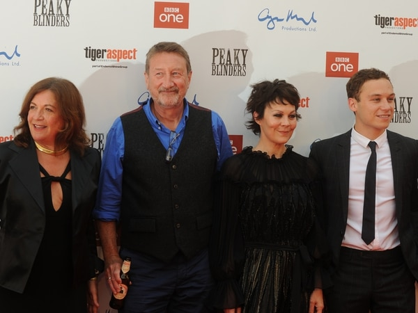 Peaky Blinders: Stars hit the red carpet in Birmingham for season five premiere - with pictures