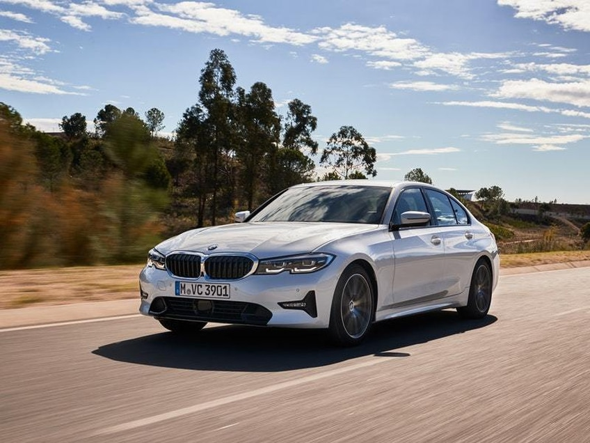 First Drive: BMW's 3 Series lives up to its predecessor's reputation