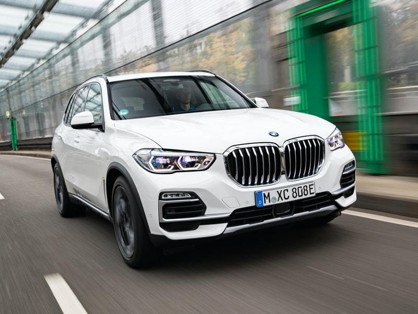 UK Drive: BMW's X5 xDrive45e is the hybrid for all occasions