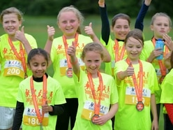 Successful first half marathon for Telford youngsters