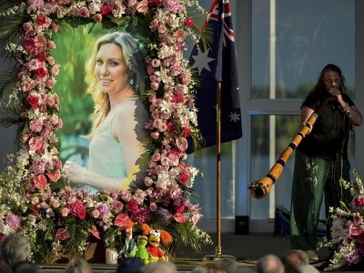 US police officer faces charges over fatal shooting of Australian woman