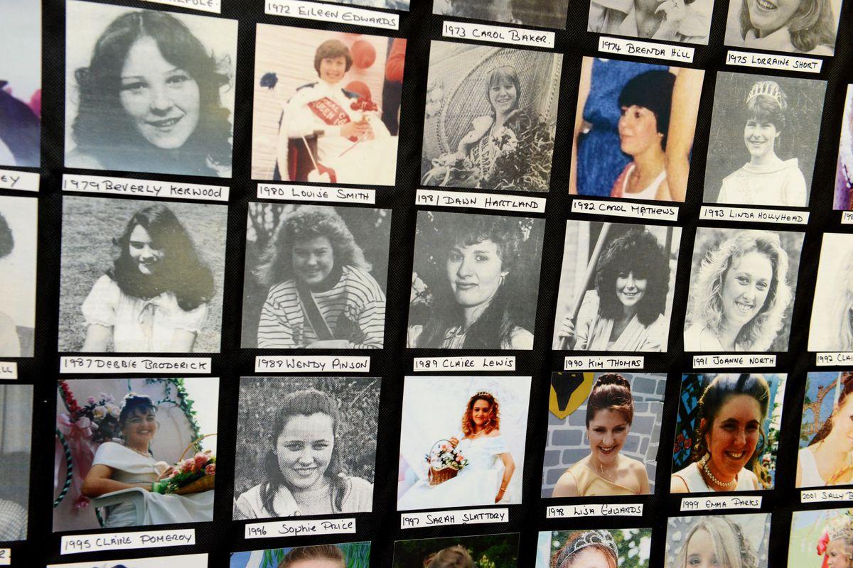 Past carnival queens