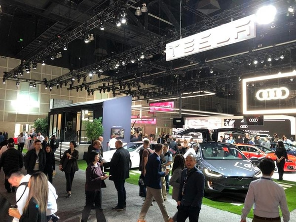 Opinion: It all went a bit weird at the LA motor show
