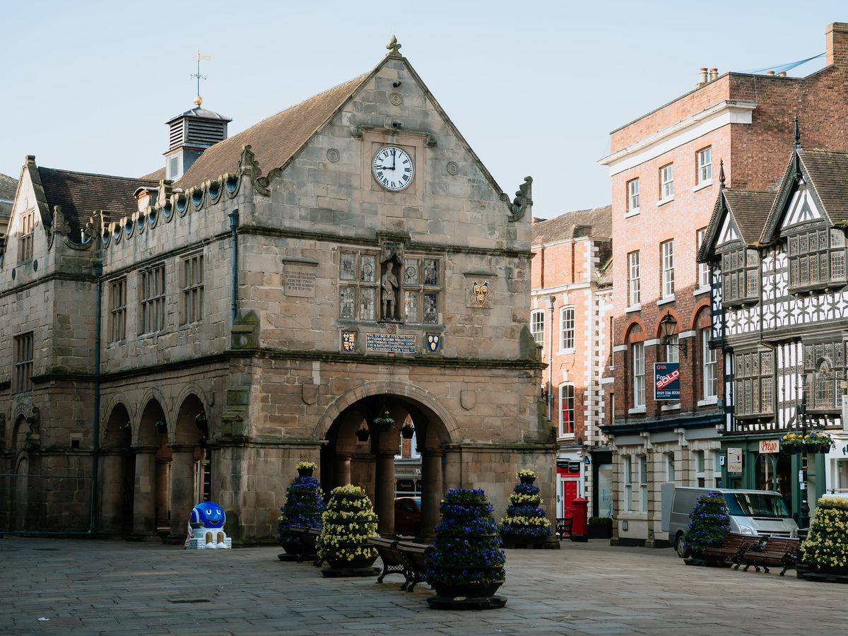 The Old Market Hall will be the venue for the first weekend of screenings