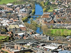 Push to cut business rates in Shrewsbury