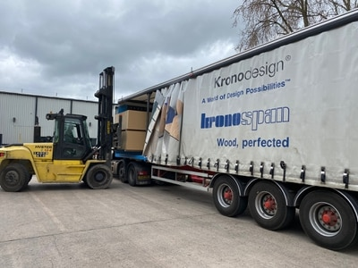 Wood panel firm supplying materials for firms helping NHS and other key industries