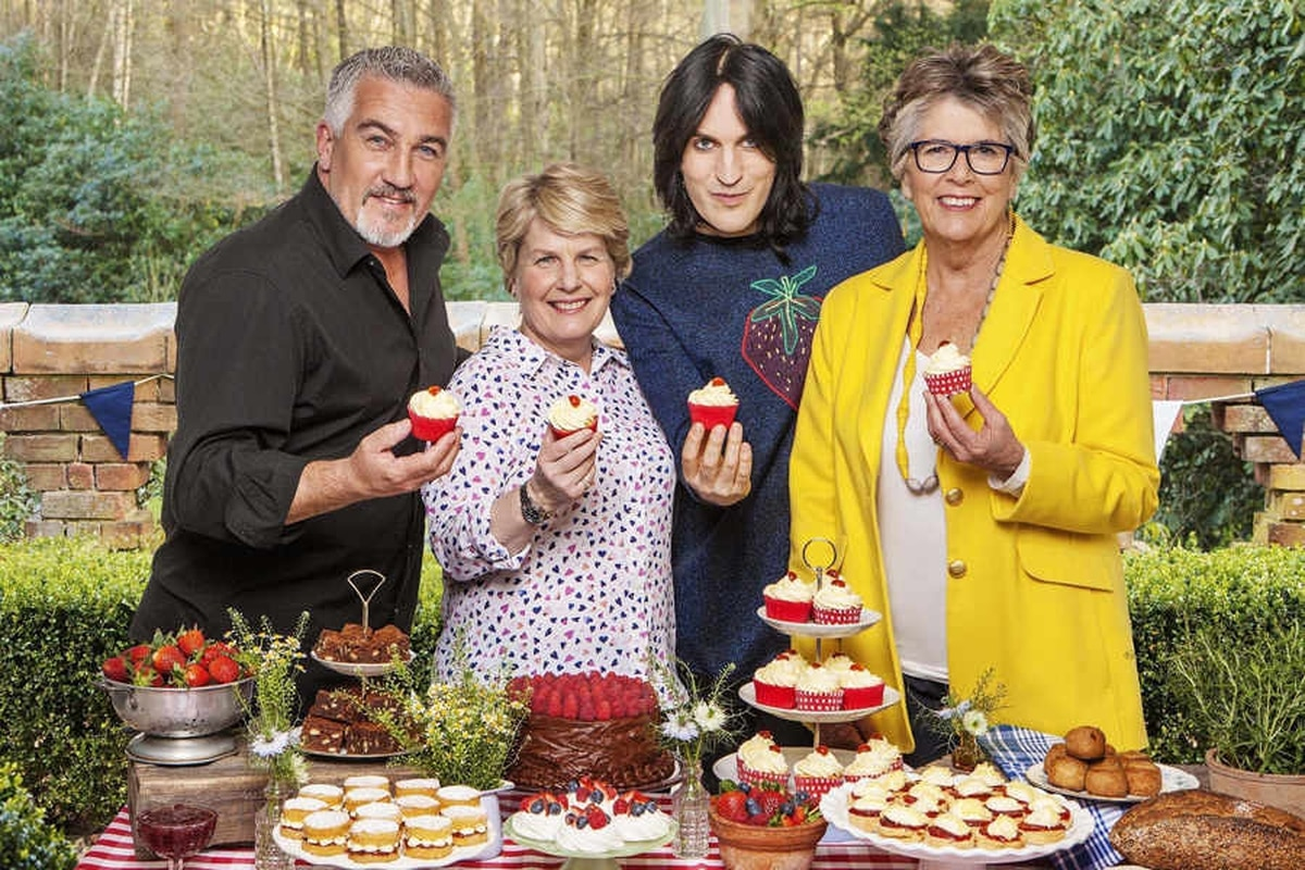 The Great British Bake Off: Are you excited for the new ...