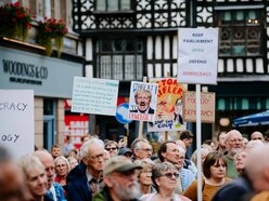 Second 'Stop the Coup' protest planned in Shrewsbury