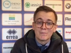 Shrewsbury Debate: Lewis Cox gives the latest after Town's press conference - WATCH