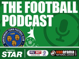 Shropshire Football Podcast - Episode two