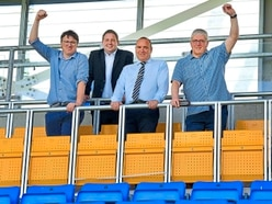 Supporters' Parliament chairman Roger Groves: Let's make Wembley a Shrewsbury celebration