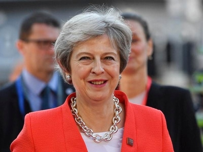 Theresa May to make statement on Brexit negotiations