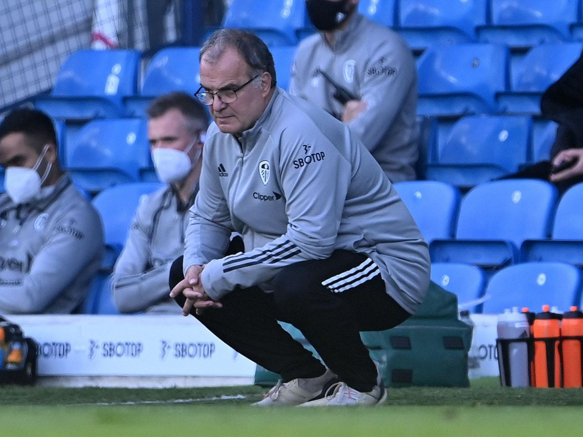 Marcelo Bielsa is unhappy with Leeds' defensive record so far