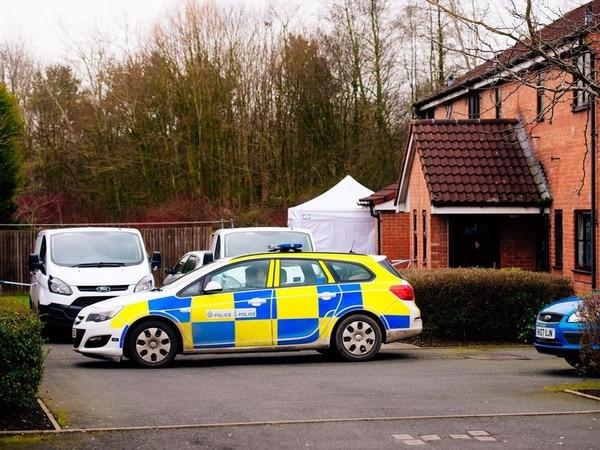 Telford man, 45, denies murdering woman at house