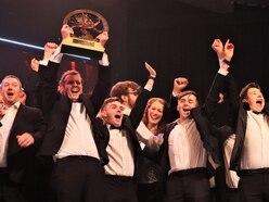 Wrexham choir named world champions at Llangollen Eisteddfod