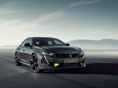 Peugeot to unveil high-performance hybrid 508 Sport at Geneva