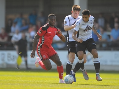 Hereford 1 Telford 1 - Report