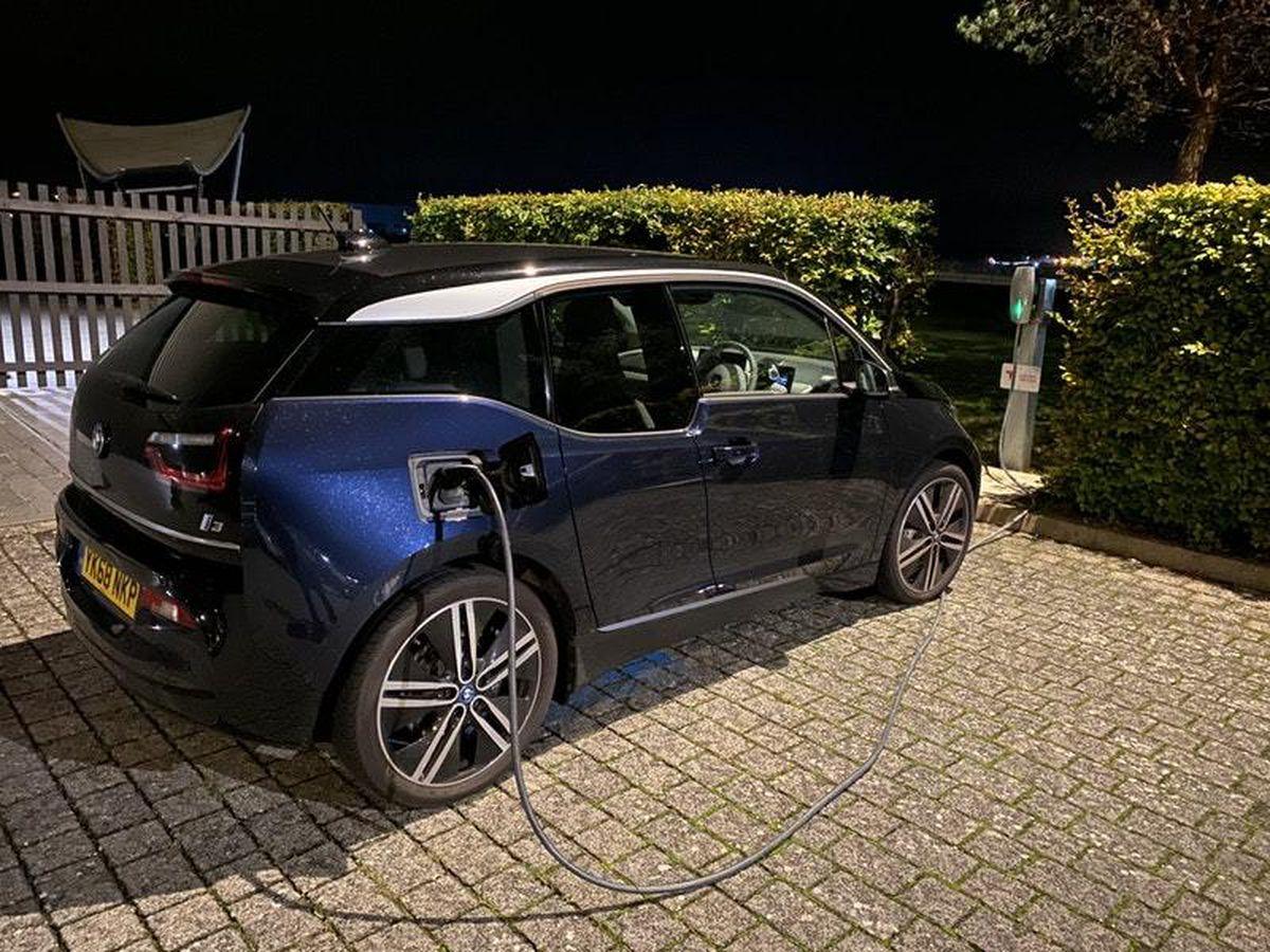 The i3 is a surprisingly versatile car