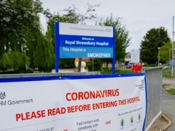 Another coronavirus death confirmed at Shropshire hospital
