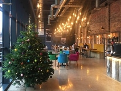 Festive theme for networking group meeting