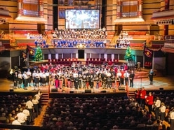 Christmas with the Salvation Army, Symphony Hall, Birmingham - review