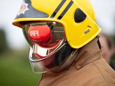 80 firefighters battling 'very large' blaze at Scottish school