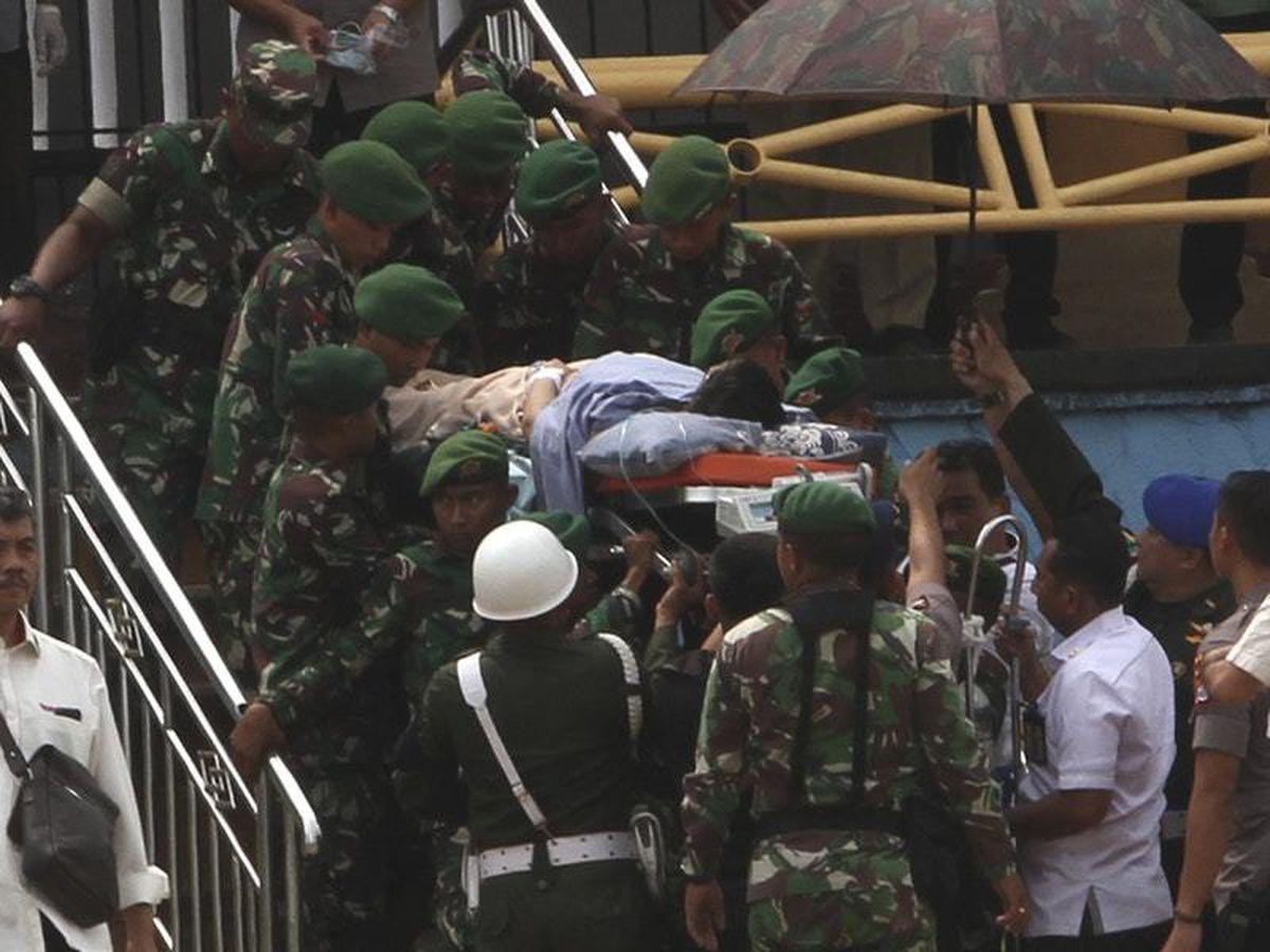Wiranto stabbing