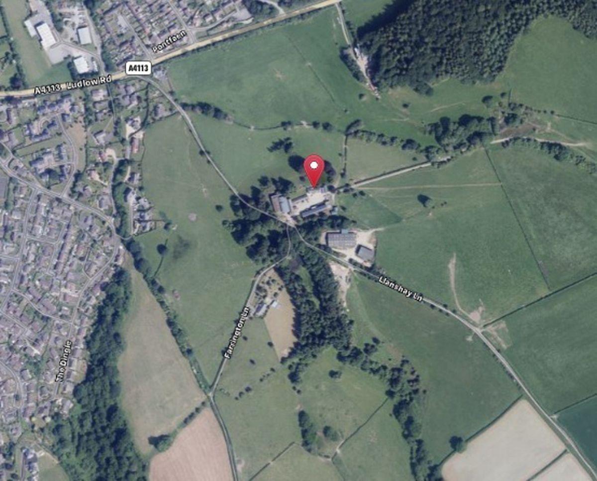 Llanshay Farm - Knighton