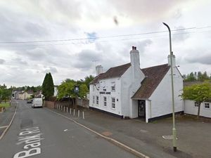 The Queens Arms, Bank Road, Dawley Bank, before it was demolished. Photo: Google