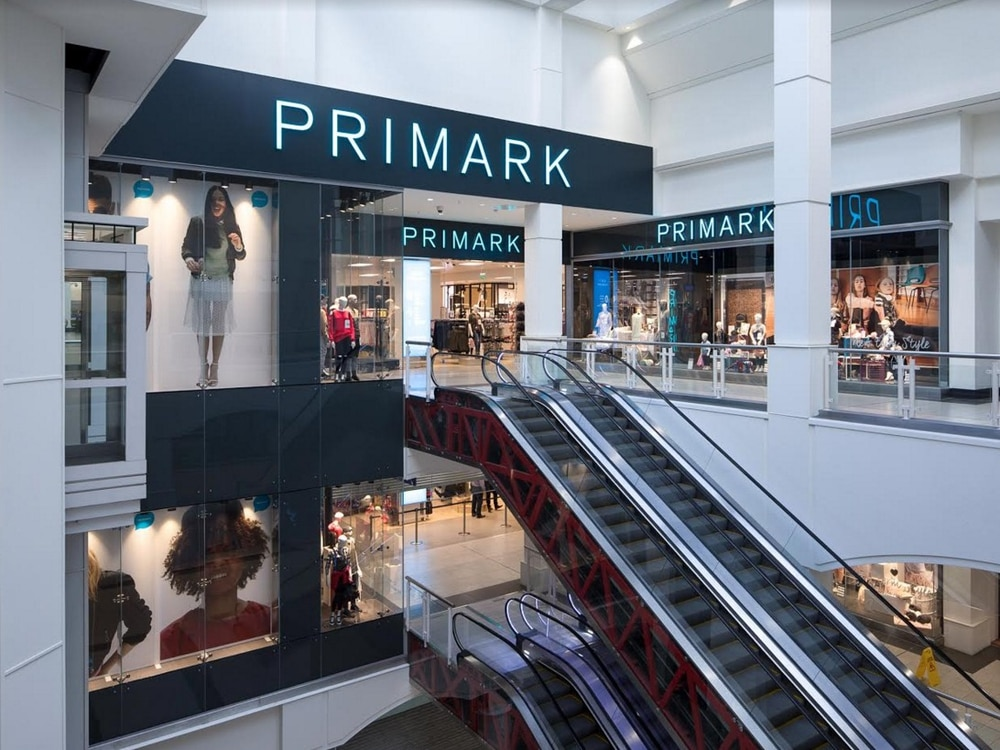 First Look Inside The New Primark Store In Shrewsbury Town