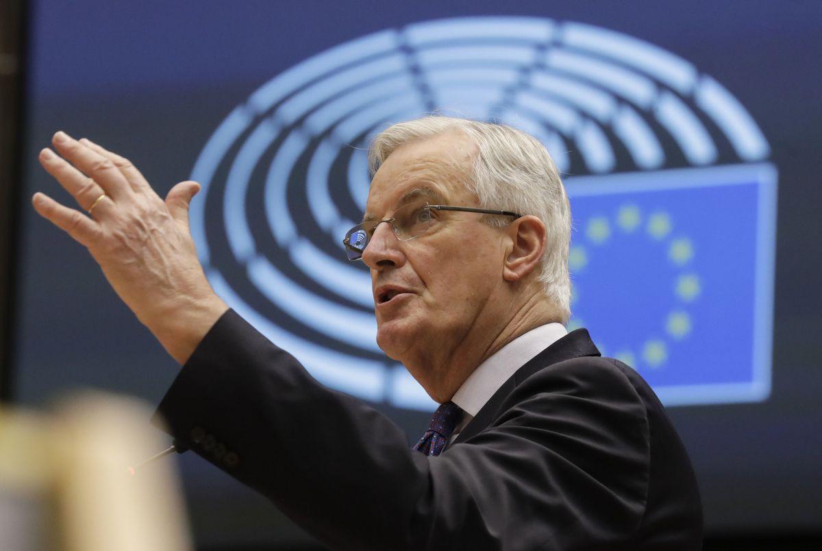 Chief Brexit negotiator Michel Barnier