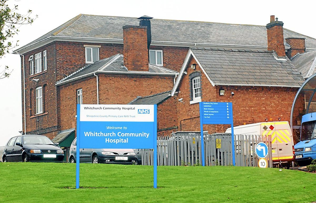 Whitchurch Community Hospital where the practice is based