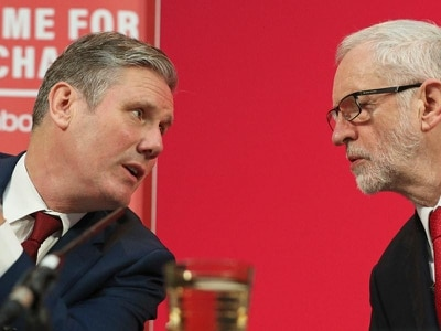 Sir Keir Starmer promises to tackle anti-Semitism in the Labour Party